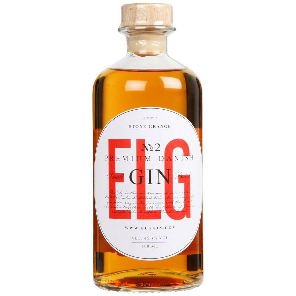 Billede af Elg Gin No.2 Fl 50
