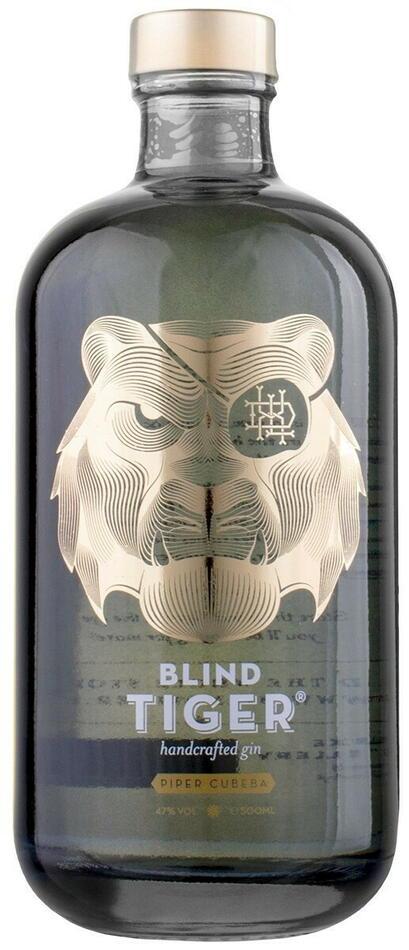 "Image of   Blind Tiger ""Piper Cubeba"" Gin Fl 50"