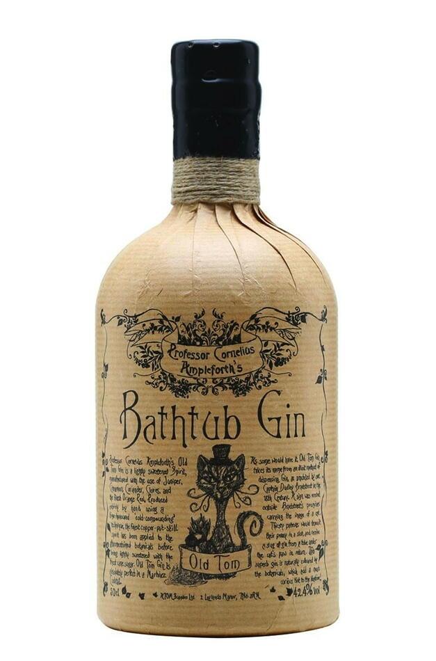 Image of   Bathtub Old Tom Gin Fl 50