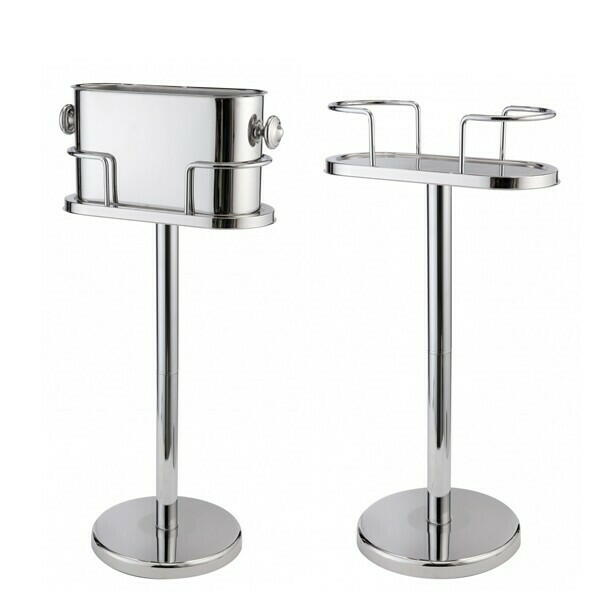 Image of   Deluxe Double Champagne Cooler Med Stativ
