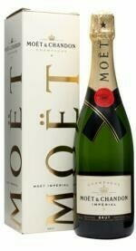 Image of   MoÃ«t & Chandon Champagne Brut Impérial (Giftbox) 0,7 liter5 Ltr