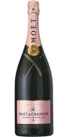 Image of   MoÃ«t & Chandon Champagne Rosé Impérial (Mg) 1,5 Ltr