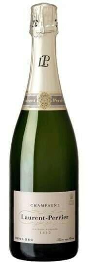 "Image of   Laurent-perrier ""Harmonie"" Champagne Demi-sec 0,7 liter5 Ltr"