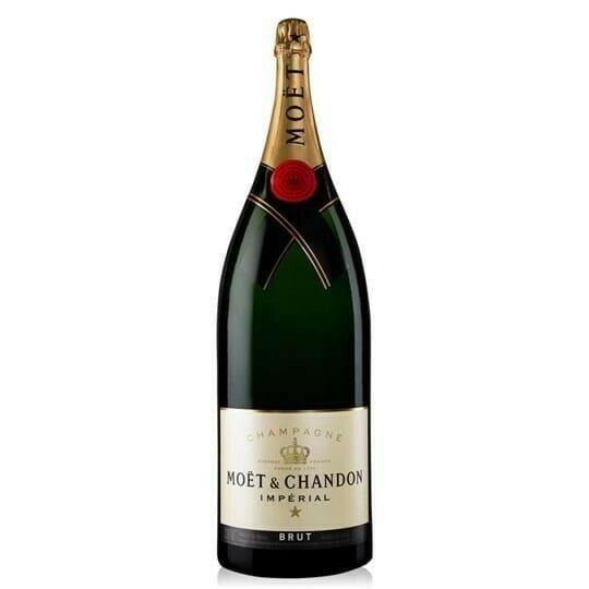 Image of   MoÃ«t & Chandon Champagne Brut Impérial (Nebudkane) 1,5 Ltr0