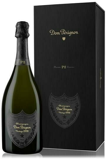 Image of   Dom Perignon Champagne P2 2000 0,7 liter5 Ltr