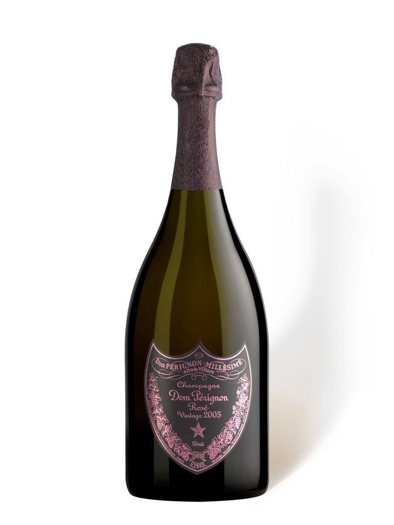 Image of   Dom Perignon Champagne Rosé 2005 0,7 liter5 Ltr
