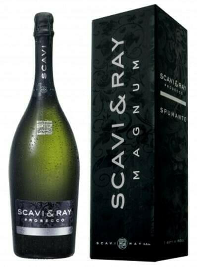 Image of   Scavi & Ray Prosecco Doc (Mg) 1,5 Ltr