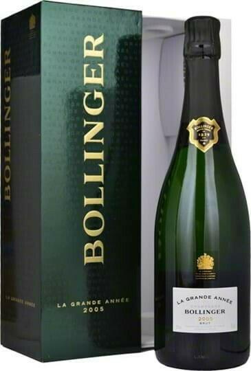Image of   Bollinger Champagne La Grande Annee 2005 (Db Mgm) Fl 300
