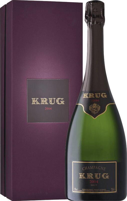 Image of   Krug Champagne Vintage 2004 (Giftbox)