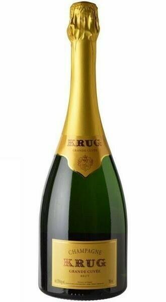 Image of   Krug Champagne Grande Cuvée 166ème Édition 0,7 liter5 Ltr