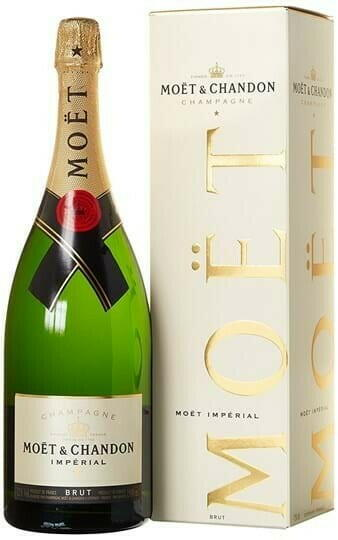 Image of   MoÃ«t & Chandon Champagne Brut Impérial, Gb (Mg) 1,5 Ltr