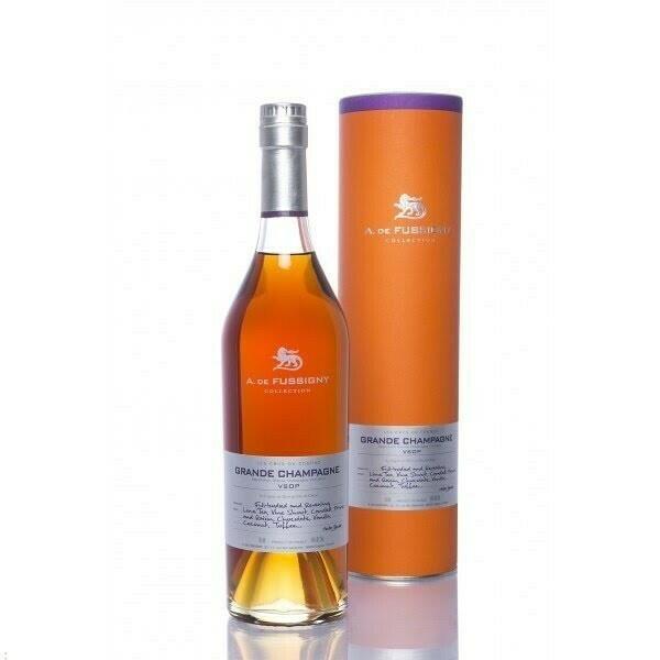 "Image of   A. de Fussigny ""Selection"" Cognac FL 70"