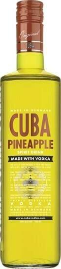 Image of   Cuba Pineapple Fl 70