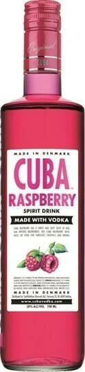 Image of   Cuba Raspberry Fl 70