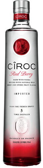 Image of   Ciroc Vodka Red Berry Fl 70