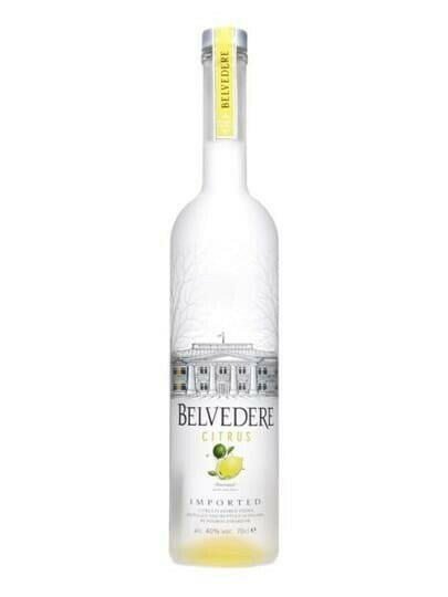 Image of   Belvedere Vodka Citrus Fl 70