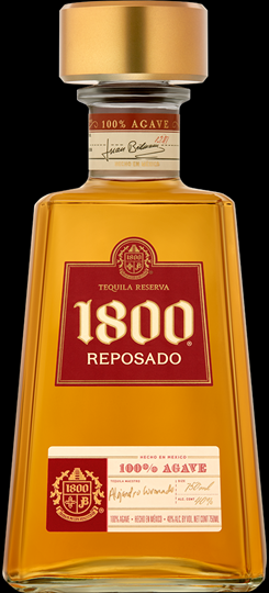 Image of   1800 Tequila Reposado Fl 70