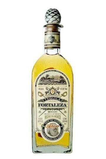 Image of   Fortaleza Tequila Anejo 0,7 liter5 Ltr
