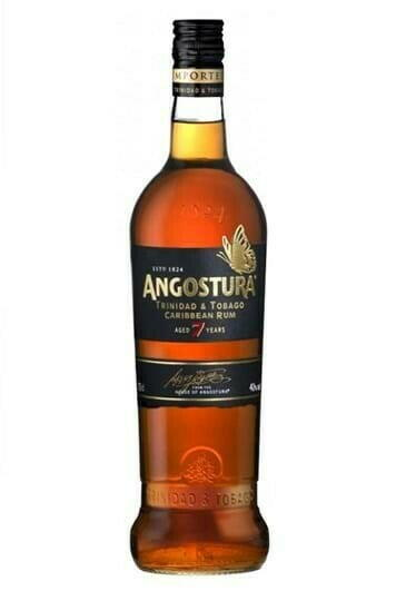 Image of   Angostura 7 Yo Dark Fl 70