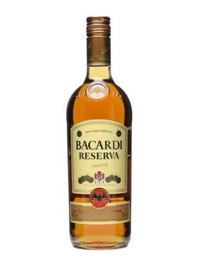 Image of   Bacardi Reserva Fl 70