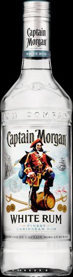 Image of   Captain Morgan White Fl 70