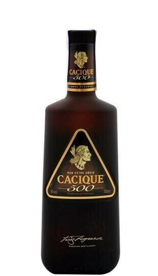 Image of   Cacique Ron 500 Fl 70