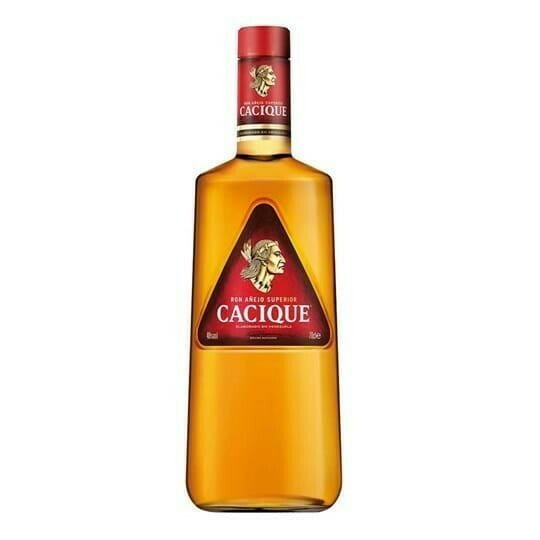Image of   Cacique Ron Anejo Fl 70