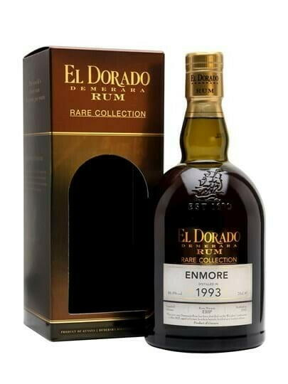 "Image of   El Dorado ""Rare Collection"" Enmore 1993 Fl 70"
