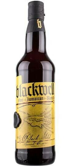 Image of   Blackwell Jamaican Rum Fl 70