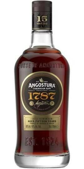 "Image of   Angostura ""1787"" 15 Yo Premium Rum Fl 70"