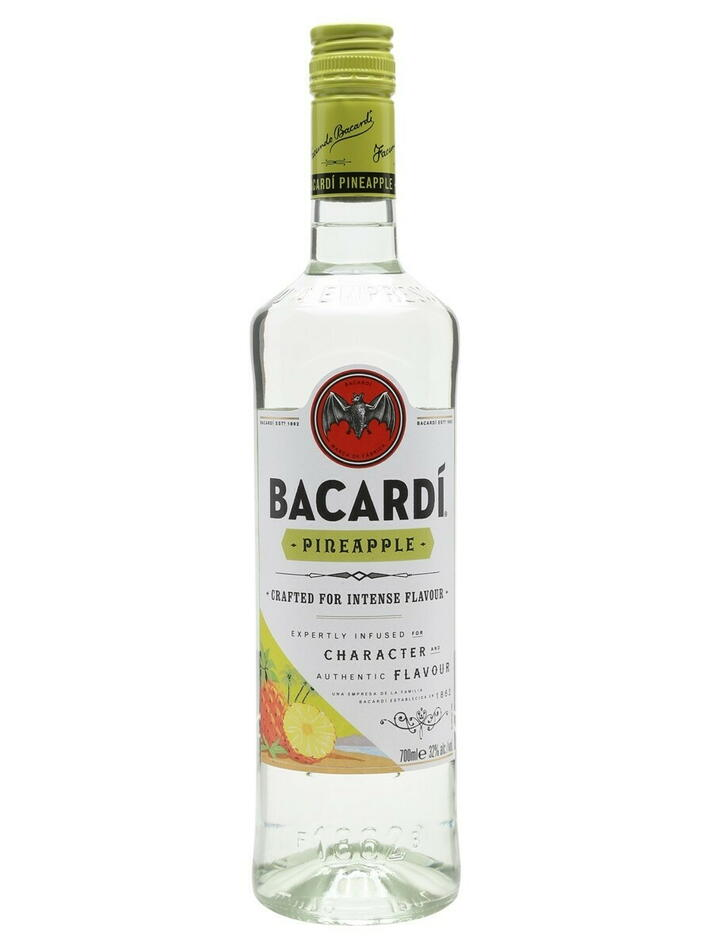 Image of   Bacardi Pineapple Fl 70
