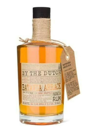 Image of   By The Dutch, Batavia Arrack Indonesian Rum Fl 70