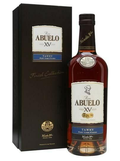 Image of   Abuelo Xv Tawny Port Cask Finish Fl 70