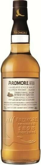 Image of   Ardmore Traditional Cask Highland Single Malt Fl 70