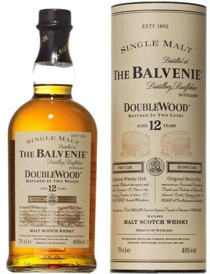 Image of   Balvenie Doublewood 12 Yo Speyside Single Malt Fl 70