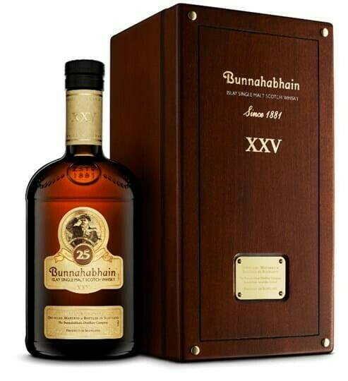 Image of   Bunnahabhain 25 Yo Islay Single Malt Fl 70