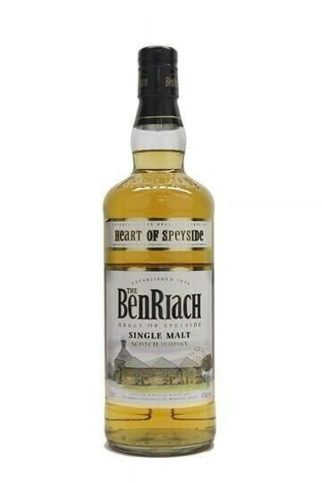 Image of   Benriach Heart Of Speyside Single Malt Fl 70