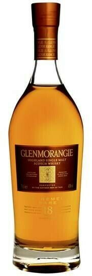 Image of   Glenmorangie 18 Yo Highland Single Malt Fl 70