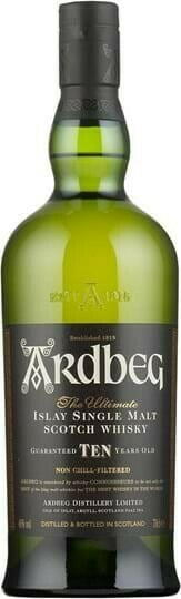 Image of   Ardbeg 10 Yo Islay Single Malt Fl 70