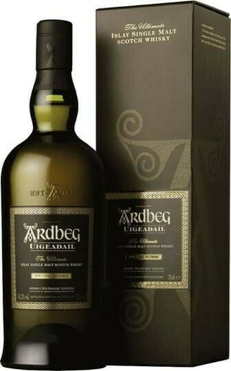"Image of   Ardbeg ""Uigeadail"" Islay Single Malt Fl 70"