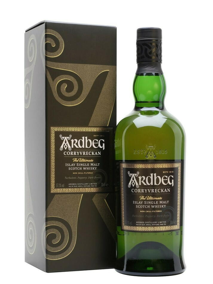 "Image of   Ardbeg ""Corryvreckan"" Islay Single Malt Fl 70"