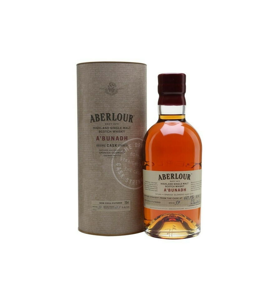 Image of   Aberlour A'bunadh Speyside Single Malt Fl 70