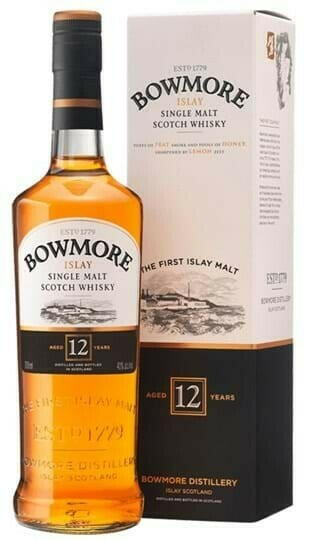 Image of   Bowmore 12 Yo Islay Single Malt Fl 70