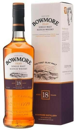 Image of   Bowmore 18 Yo Islay Single Malt Fl 70