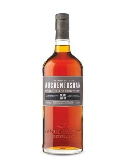 "Image of Auchentoshan ""Three Wood"" Lowland Single Malt Fl 70"