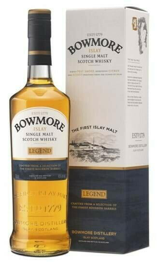"Image of   Bowmore ""Legend"" Islay Single Malt Fl 70"