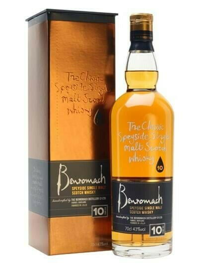 Image of   Benromach 10 Yo Speyside Single Malt Fl 70