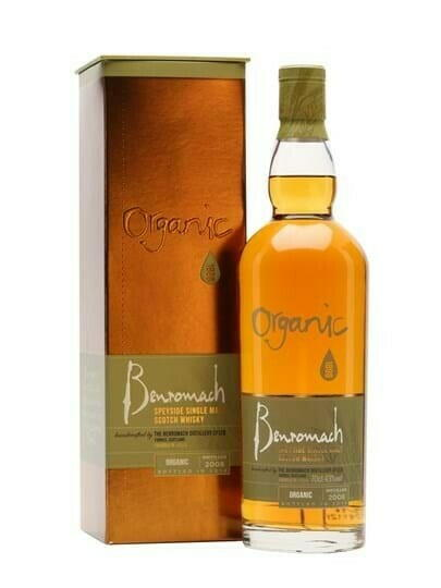 Image of   Benromach Organic Speyside Single Malt Fl 70