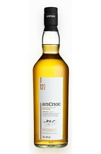 Image of   Ancnoc 12 Yo Speyside Single Malt Fl 70