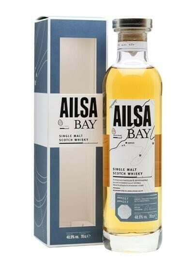 Image of   Ailsa Bay Lowland Single Malt Scotch Fl 70